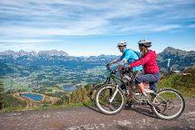 Mountain Edge, Kitzbuhel, Austria