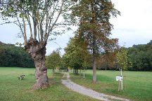 Naturpark Mannersdof-Wuste, Mannersdorf am Leithagebirge, Austria