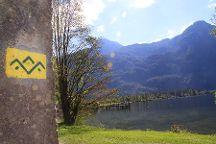 Obertraun Bathing Area/Lakeside Recreation Area, Obertraun, Austria