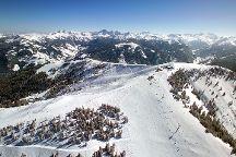 Skigebiet Grossarltal-Dorfgastein, Grossarl, Austria