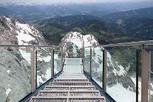 Skywalk Dachstein, Ramsau am Dachstein, Austria