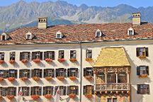 The Golden Roof (Goldenes Dachl), Innsbruck, Austria