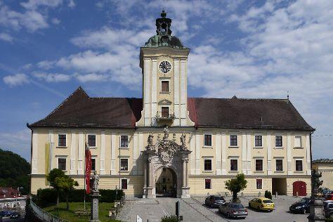 Lambach Abbey, Lambach, Austria