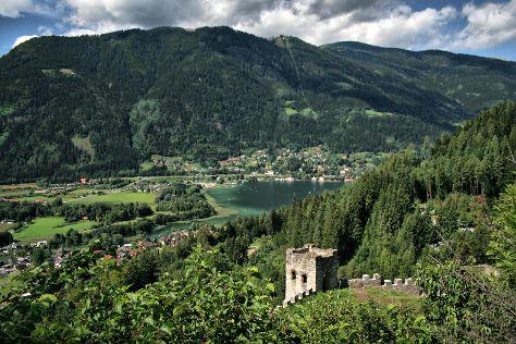 Landskron Castle, Landskron, Austria