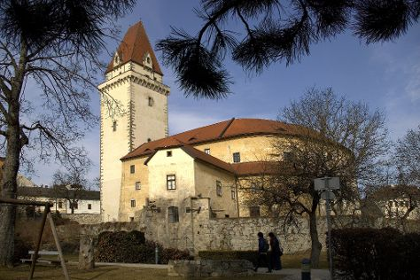 Muehlviertler Schlossmuseum, Freistadt, Austria