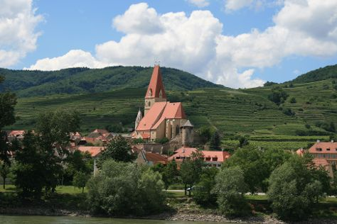 Wachau Valley, Joching, Austria