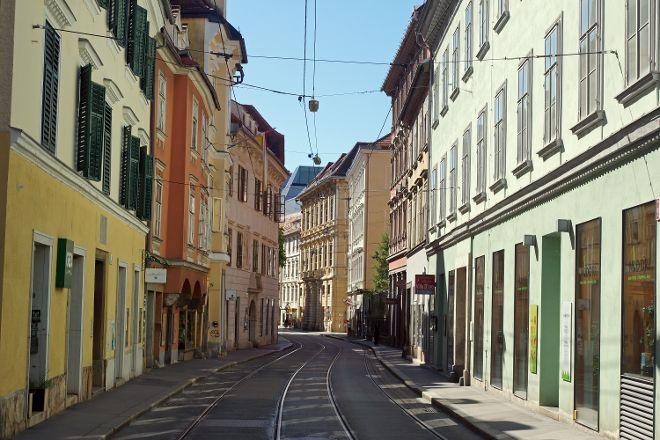 Altstadt von Graz, Graz, Austria