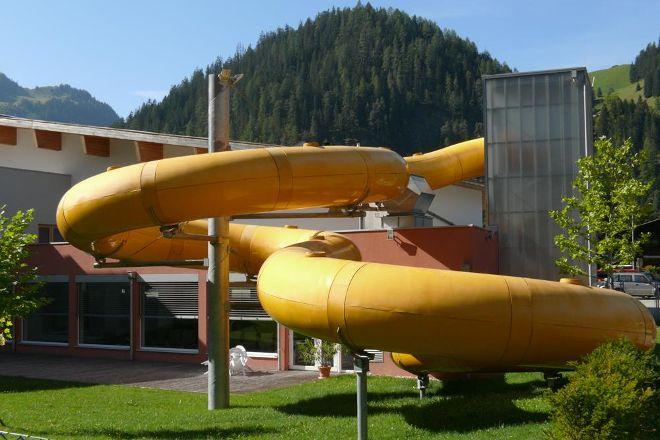 Aqua Nova, Steeg, Austria