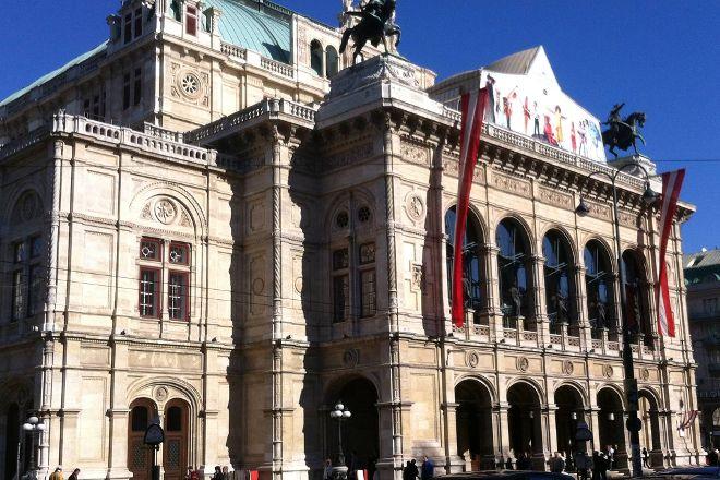 Arcadia Opera Shop, Vienna, Austria