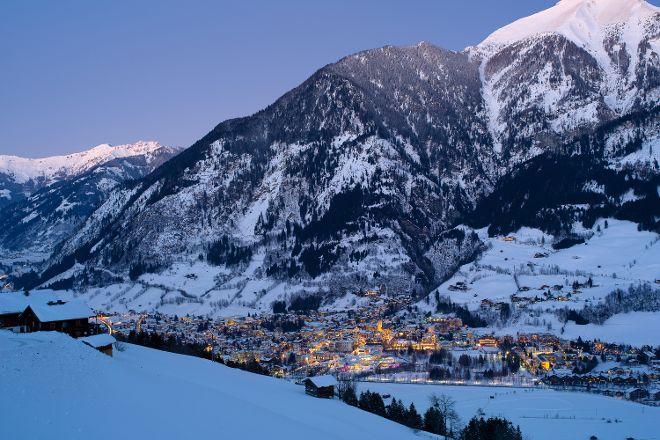 Bad Hofgastein Ski Resort, Bad Hofgastein, Austria