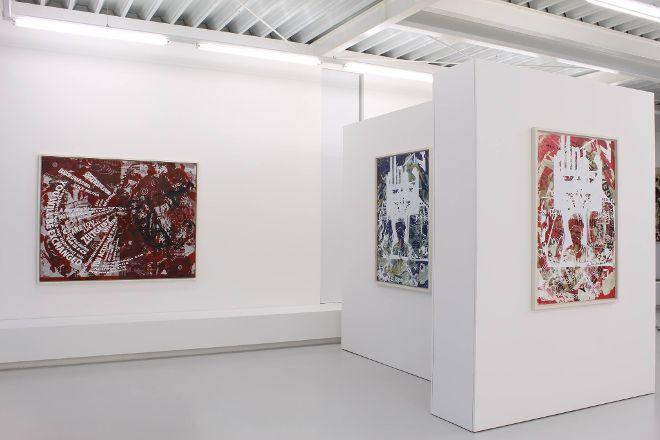 Brunnhofer Galerie, Linz, Austria