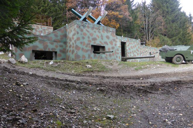 Bunkermuseum, Arnoldstein, Austria