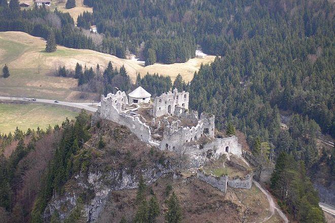 Burgenwelten Ehrenberg, Reutte, Austria