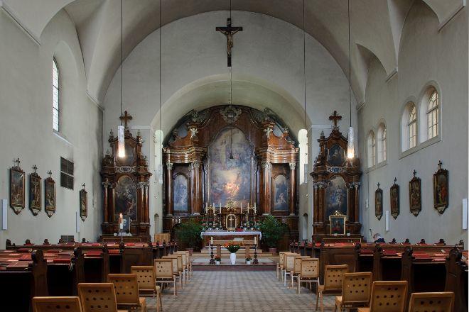 Capuchin Church (Kapuzinerkirche), Vienna, Austria