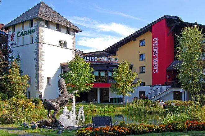 Casino Seefeld, Seefeld in Tirol, Austria