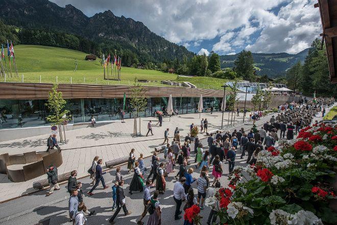 Congress Centrum, Alpbach, Austria