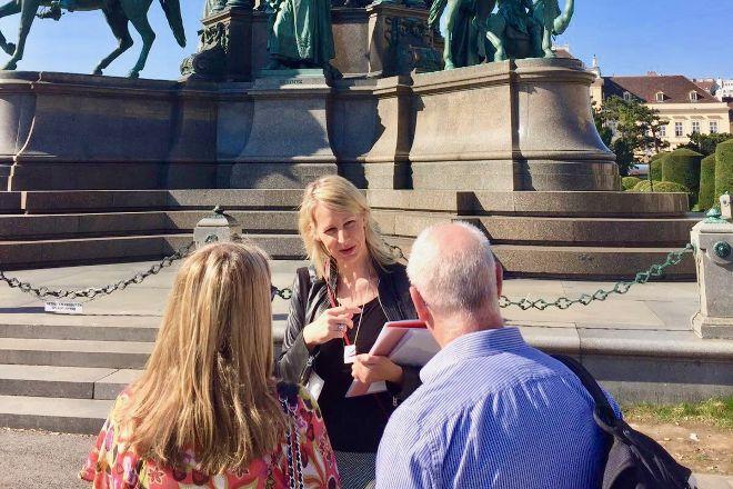 Dace Scharf - Vienna Tour Guide, Vienna, Austria