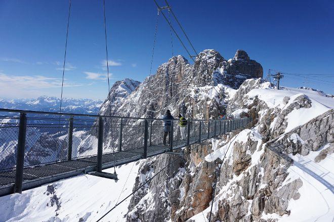Dachstein Suspension Bridge, Ramsau am Dachstein, Austria