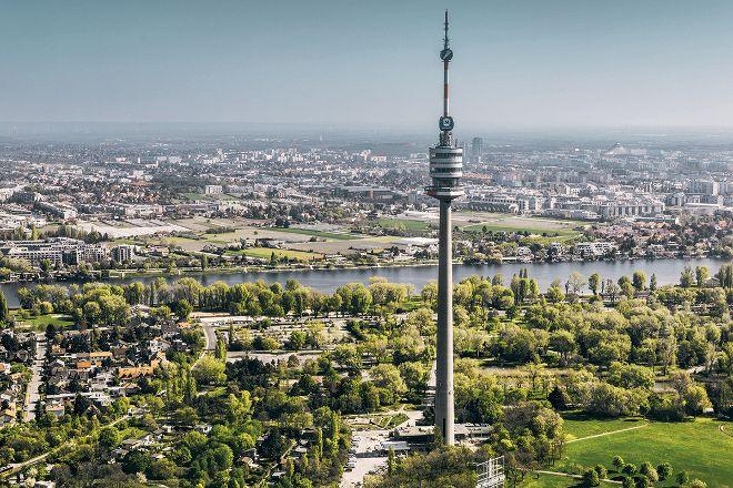 Danube Tower, Vienna, Austria