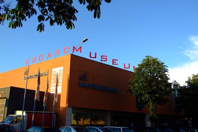 Eboardmuseum, Klagenfurt, Austria
