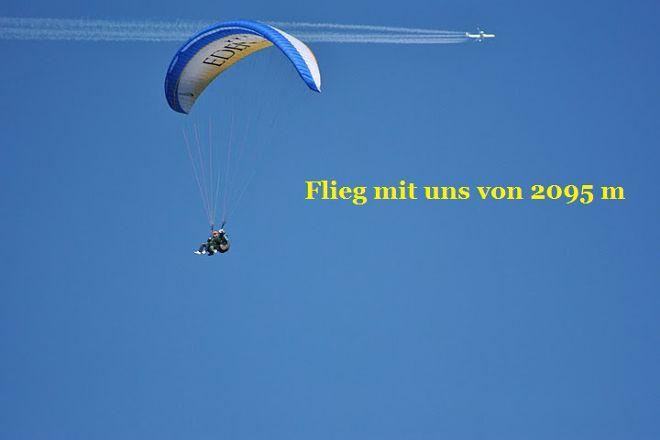 Fly 2095, Mayrhofen, Austria