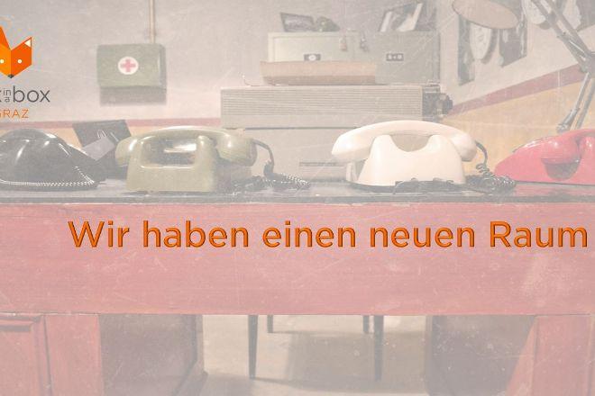 Fox in a Box Graz, Roomescape, Graz, Austria