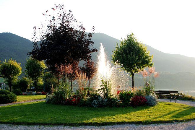 Fuschlsee Rundweg, Fuschl am See, Austria