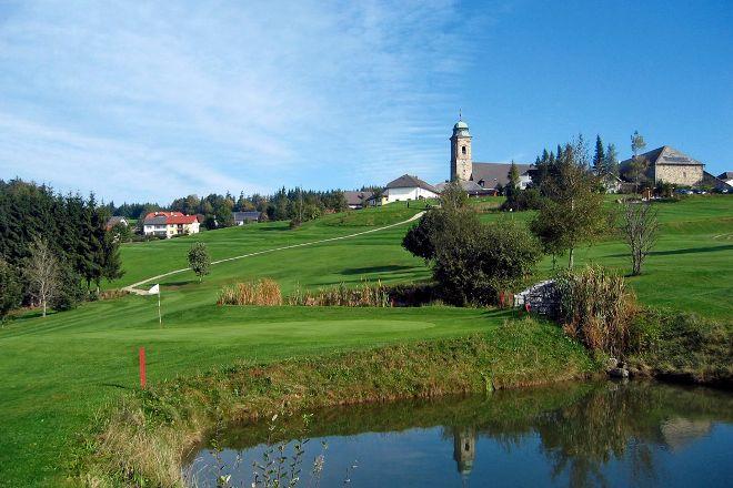 Golfclub Pfarrkirchen, Pfarrkirchen im Muehlkreis, Austria