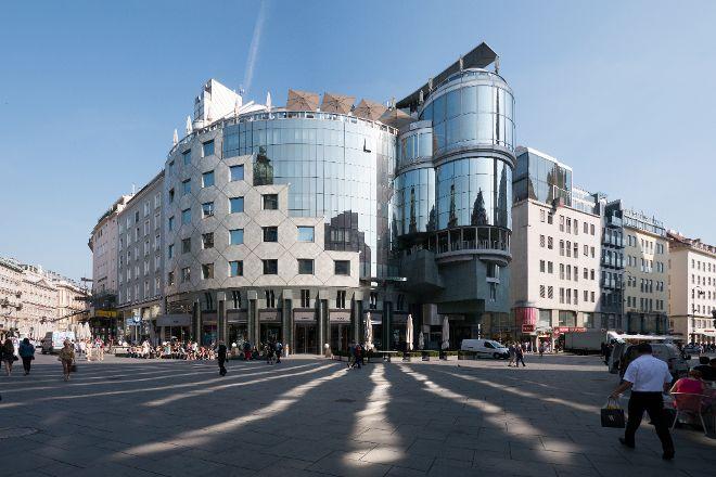Haas Haus, Vienna, Austria