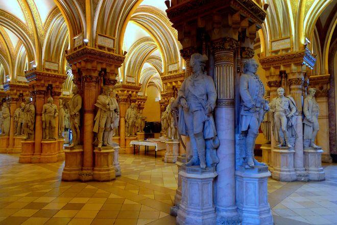Heeresgeschichtliches Museum, Vienna, Austria