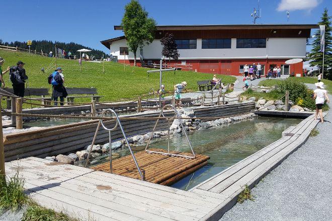 Hexenwasser, Soll, Austria