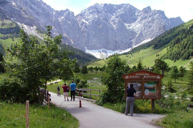Hinterriss-Eng, Hinterriss, Austria