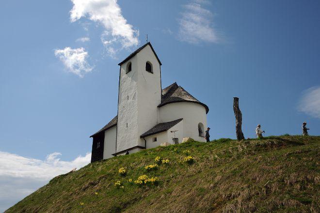 Hohe Salve, Hopfgarten im Brixental, Austria
