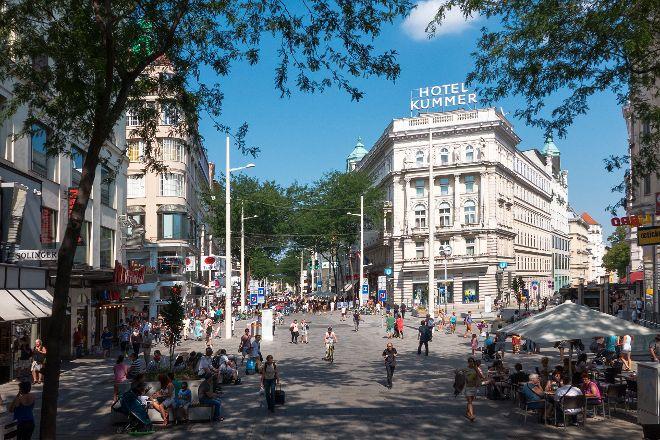 Mariahilfer Strasse, Vienna, Austria