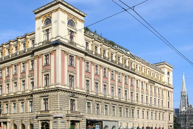 Palais Ephrussi, Vienna, Austria