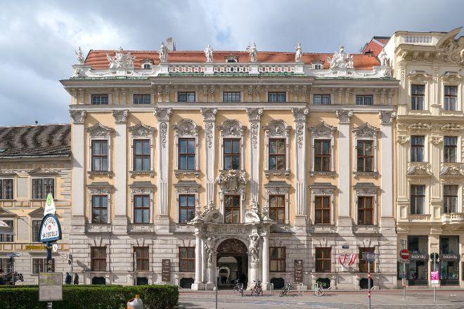 Palais Kinsky, Vienna, Austria