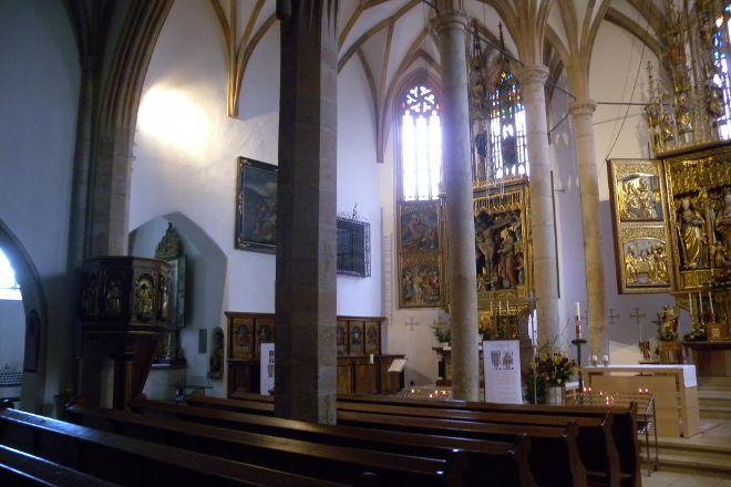 Parish of the Assumption, Hallstatt, Austria