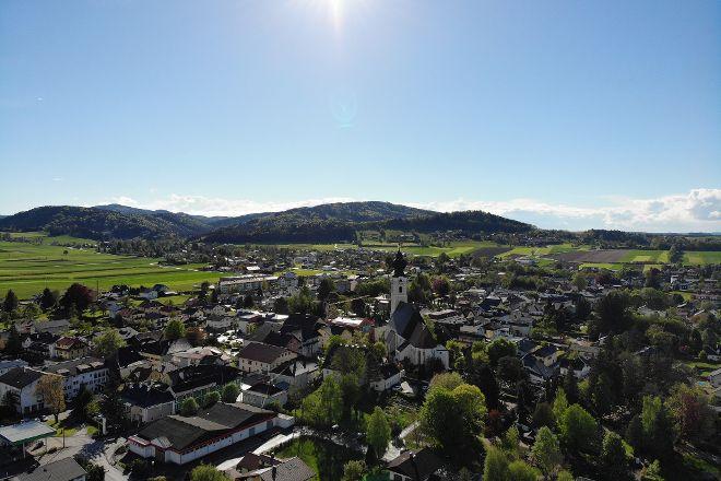 Pfarrkirche St. Georgen im Attergau, Sankt Georgen im Attergau, Austria
