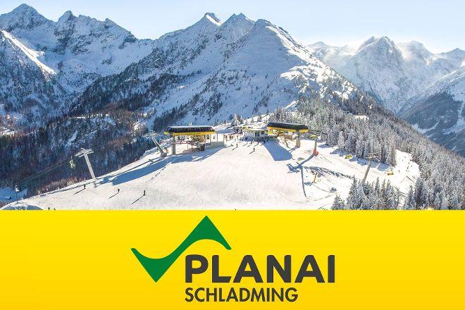 Planai & Hochwurzen, Schladming, Austria
