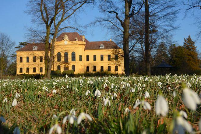 Schloss Eckartsau, Eckartsau, Austria