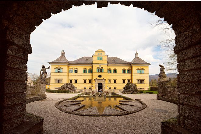Schloss Hellbrunn, Salzburg, Austria