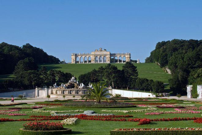 Schonbrunner Gardens, Vienna, Austria