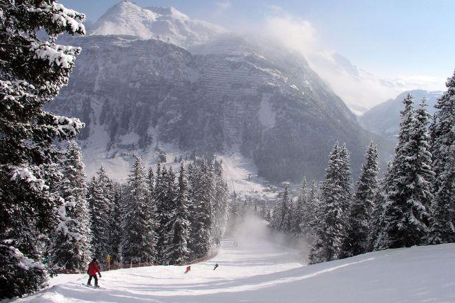 Ski Arlberg, Lech, Austria