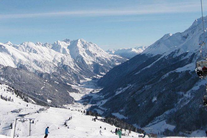 St. Anton, St. Anton am Arlberg, Austria