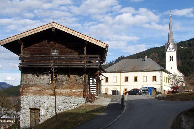 St.Margareta Church, Kaprun, Austria