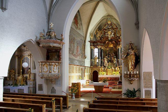 Pfarramt, Gmunden, Austria