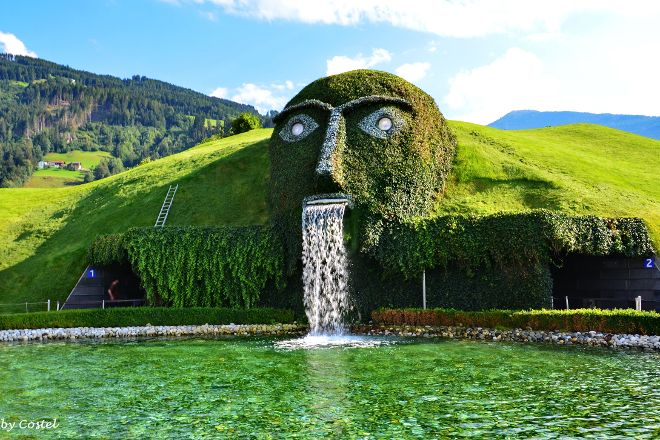 Swarovski Kristallwelten, Wattens, Austria