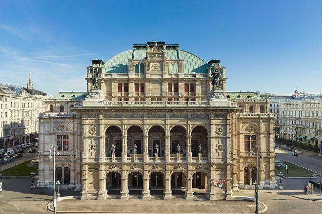 Tours of the Staatsoper, Vienna, Austria