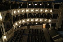 Azerbaijan State Musical Theatre, Baku, Azerbaijan
