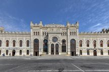 Baku Railway Station, Baku, Azerbaijan